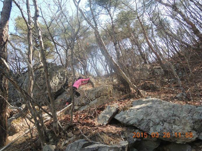 서대산 등산코스