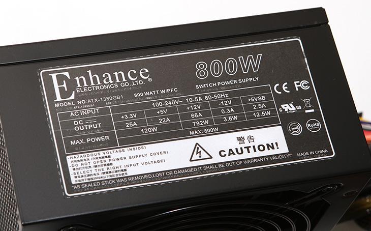 Enhance ,ATX-1380GB1, 800W ,파워서플라이, 벤치마크,IT,IT 제품리뷰,후기,사용기,파워서플라이를 최근에 바꿨는데요. 이것에 대한 후기가 하나도 없네요. Enhance ATX-1380GB1 800W 파워서플라이 벤치마크를 그래서 제가 직접 해 봤습니다. 파워서플라이 벤치마크는 참 많이 해봤지만 요즘 제품들은 소음이 무척 조용하긴 해서 특별히 소음을 측정할 필요는 없어보이고 전기적 특성부분은 근데 체크를 해야겠더군요. 그래서 Enhance ATX-1380GB1 테스트 시 12V의 전압 변동 수치를 측정해 봤습니다. 이 제품은 Enhance 사이트에서 보니 플래티넘 등급의 파워서플라이로 ATX1300 시리즈 중 하나 입니다. 500W ~ 1000W까지 다양한 제품들이 준비가 되어있었는데요. 참고로 Enhance 파워는 티타늄 등급까지 제품을 내어놓고 있는 꽤 알아주는 파워서플라이 입니다. 우리나라에만 좀 잘 안알려져 있을 뿐이죠.