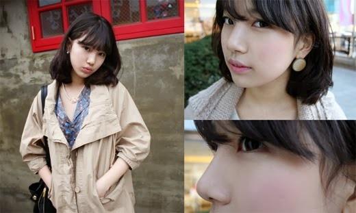 수지 데뷔전 사진