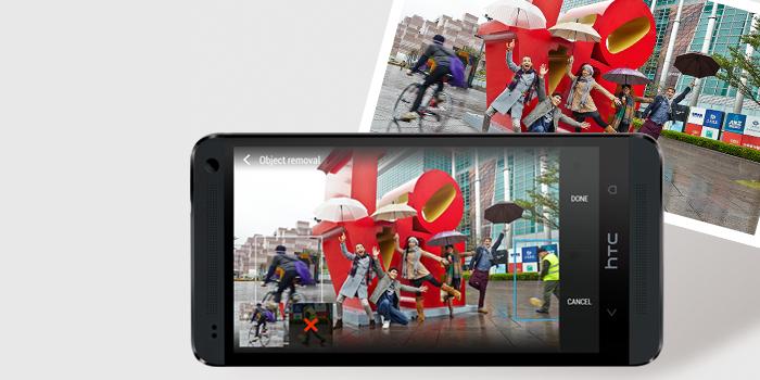 HTC ONE 디스플레이 이미지