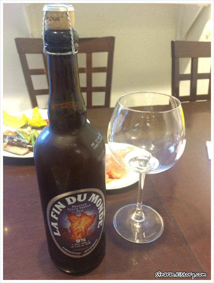 Unibroue La Fin Du Monde 750ml