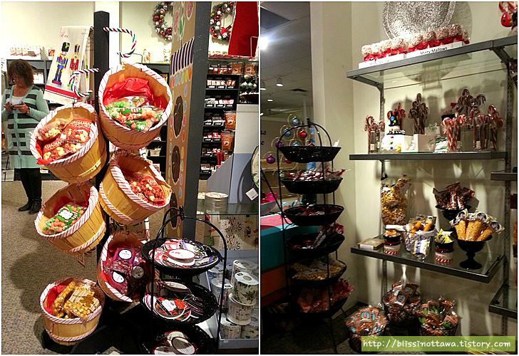 크리스마스 선물 디저트 캔디케인 팝콘 초콜릿