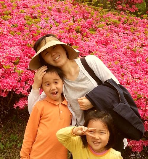 문선미, 강준휘, 강재인 - 태안 자연휴양림 – 삼림욕이 무엇인지 제대로 맛볼 수 있는 싱그러운 곳
