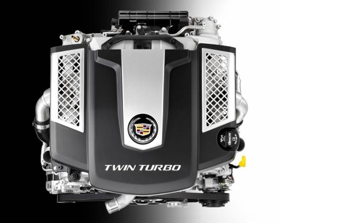 트윈터보,터보,캐딜락 엔진,캐딜락 올 뉴 CTS,트윈 터보 엔진