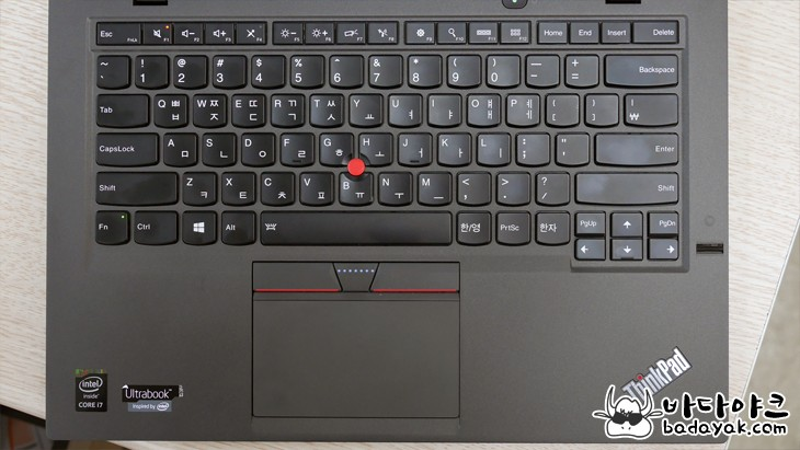 14인치 울트라북 레노버 씽크패드 X1 카본 3세대
