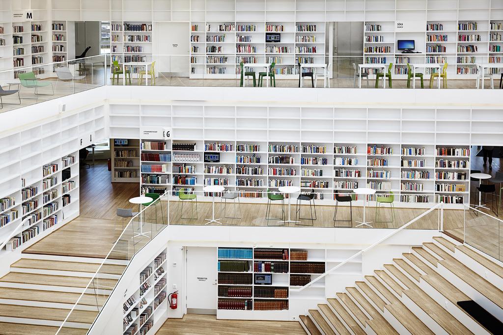 *다라나 미디어 도서관 [ Adept ] Dalarna Media Library