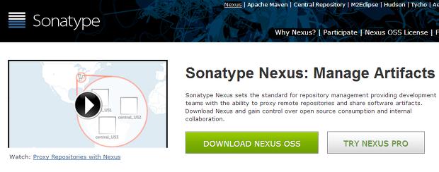 Nexus Repository Manager 구축하기 ( for maven )