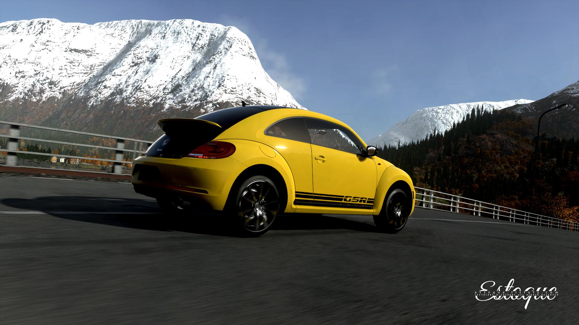 Beetle GSR driveclub
