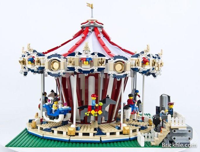 레테크를 알아보자 - 수집가들에게 사랑 받는 단종 레고 모델들20