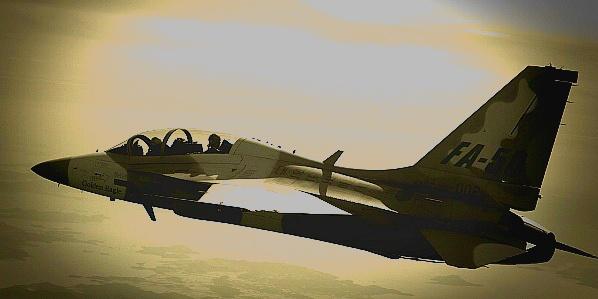 FA-50 전투기 FA-50 Multi Fighter-Attacker