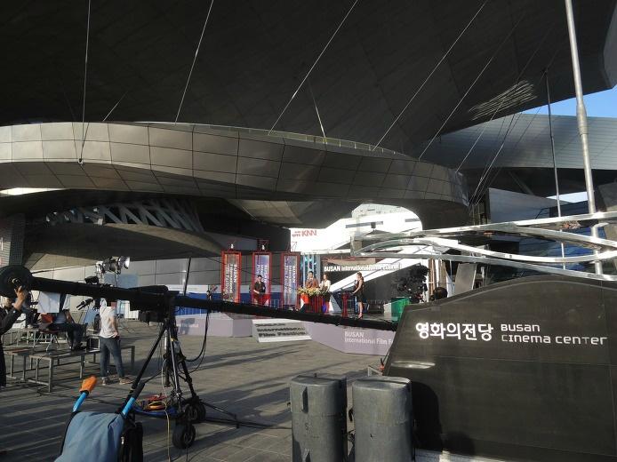 부산국제영화제 영화의전당
