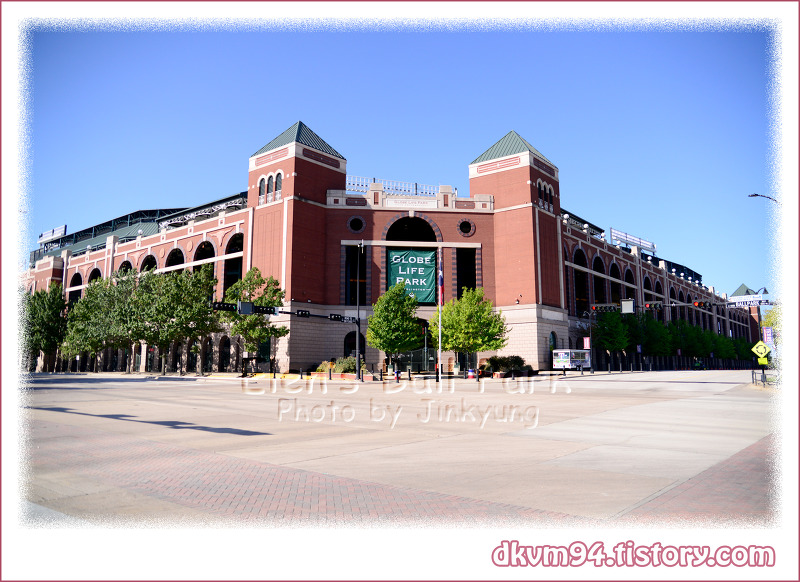 [MLB TOUR(6)] 글로브 라이프 파크 : 텍사스 레인저스의 홈구장 (Globe Life Park in Arlington : Home of the Texas Rangers)
