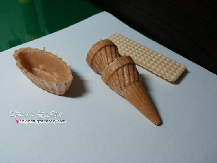가루쿡_포핀쿠킨_아이스크림_만들기