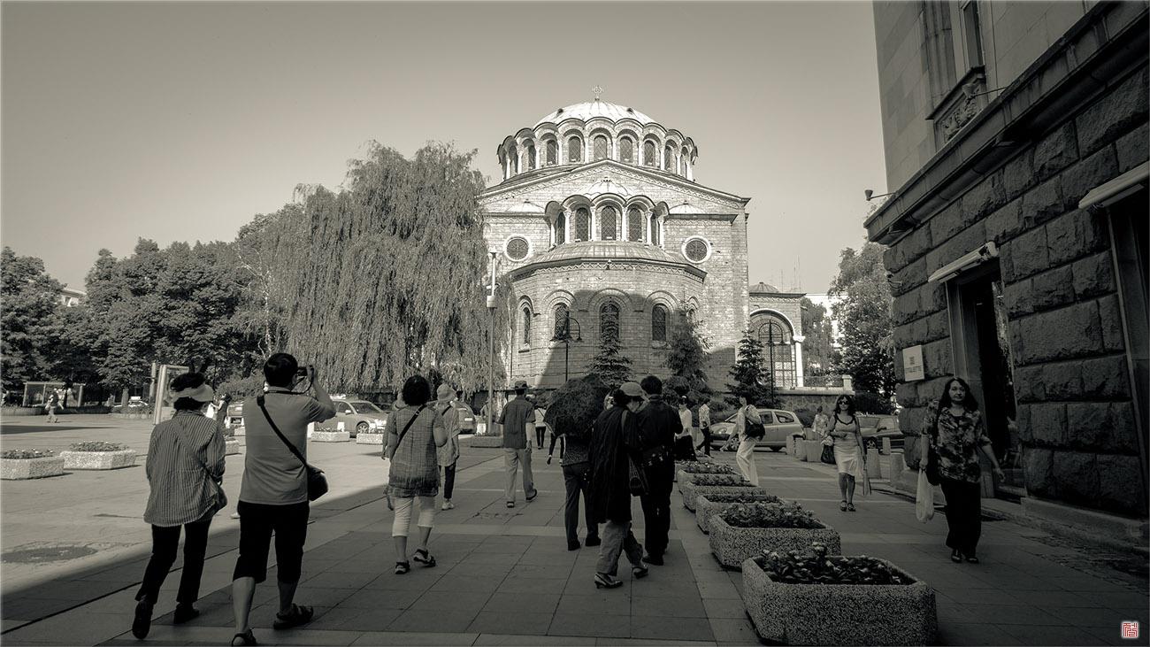 [삼성NX300] 소피아 시내관광 _ 불가리아