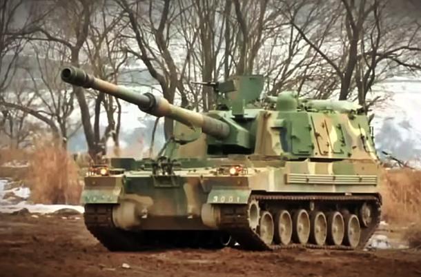 K9-자주포, K-9 Thunder