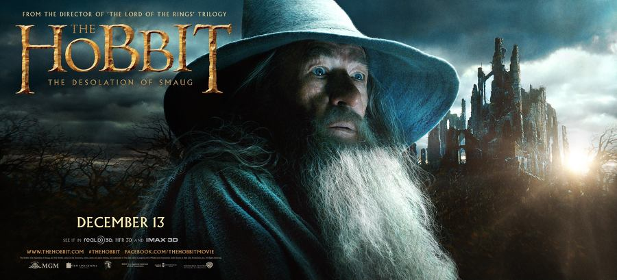 호빗: 스마우그의 폐허(The Hobbit: The Desolation of Smaug)