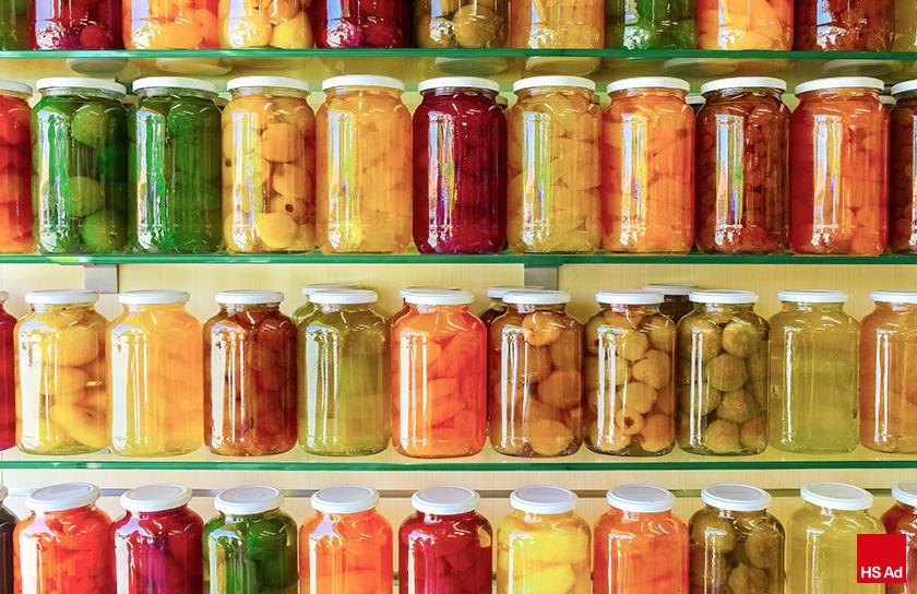 食思. 냉장고 없는 삶, 채소 보관법과 CANNING(병조림)