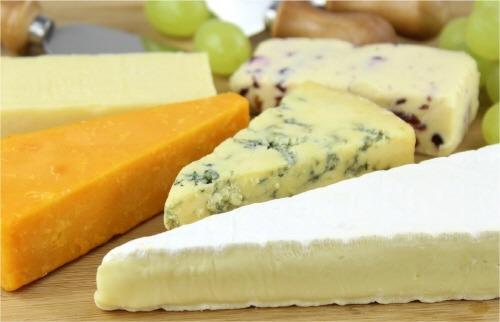 치즈 cheese platter