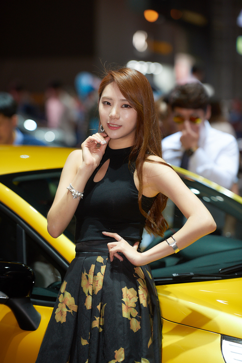 Renault Samsung Model - 한현진