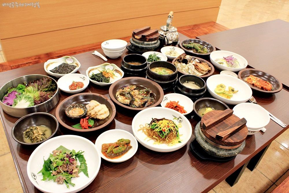 가족모임을 위한 한정식집 가락동 이천쌀밥 가윤점 '한상정식' 강추! [가락동 맛집 / 경찰병원 맛집]