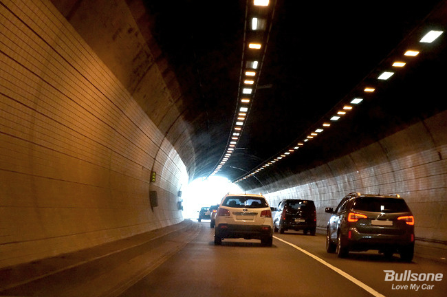 고속도로 터널사고, 주의해야 할 점은? - 불곰의 자동차 일기