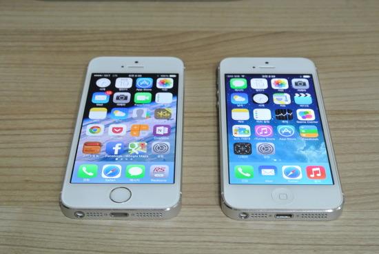 iPhone 5s 후기