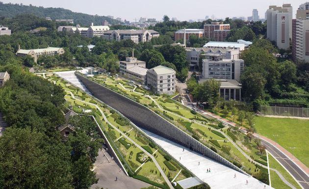 삼성물산 건설부문 캠퍼스가아름다운 학교 7