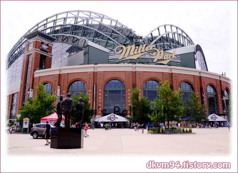 [MLB TOUR(2)] 밀러 파크 : 밀워키 브루어스 홈구장(Miller Park : Home of Milwaukee Brewers)