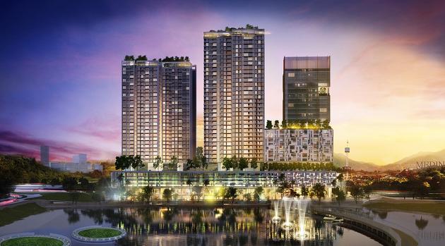 삼성물산 건설부문 말련 복합개발 사업 수주 1