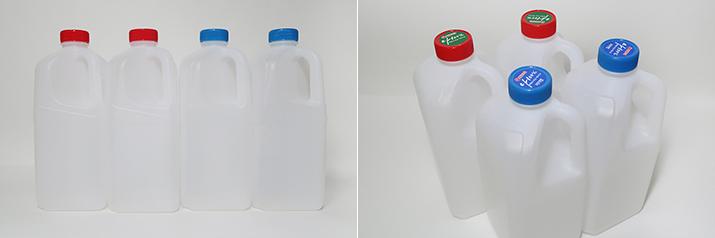 플라스틱 우유병
