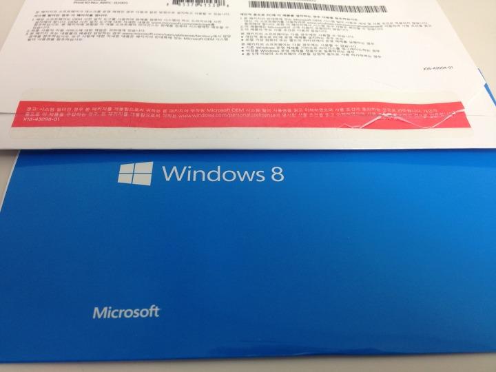 Microsoft Window8
