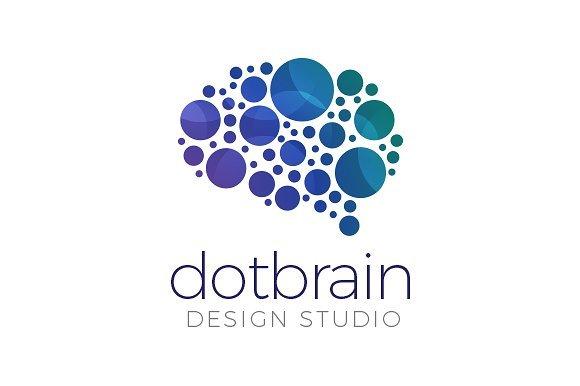 """""""뇌""""를 형상화 한 """"로고 디자인"""" 벤치마킹 - Brain Logo Design Benchmarking"""