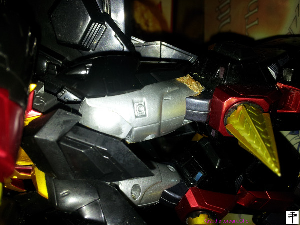 Max Alloy Genesic gaogaigar-Fixed Leg