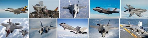 5세대 최강전투기 F-35A