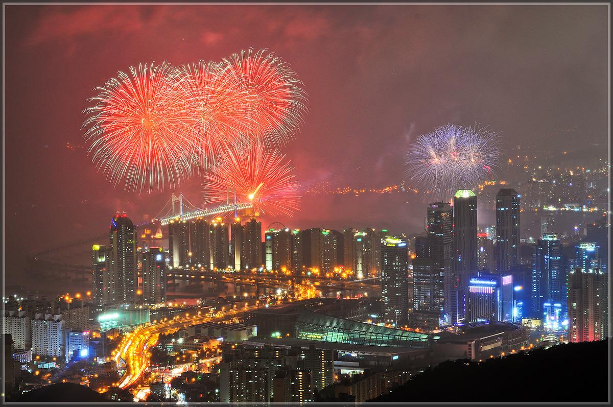 부산 불꽃축제(11.10.29)