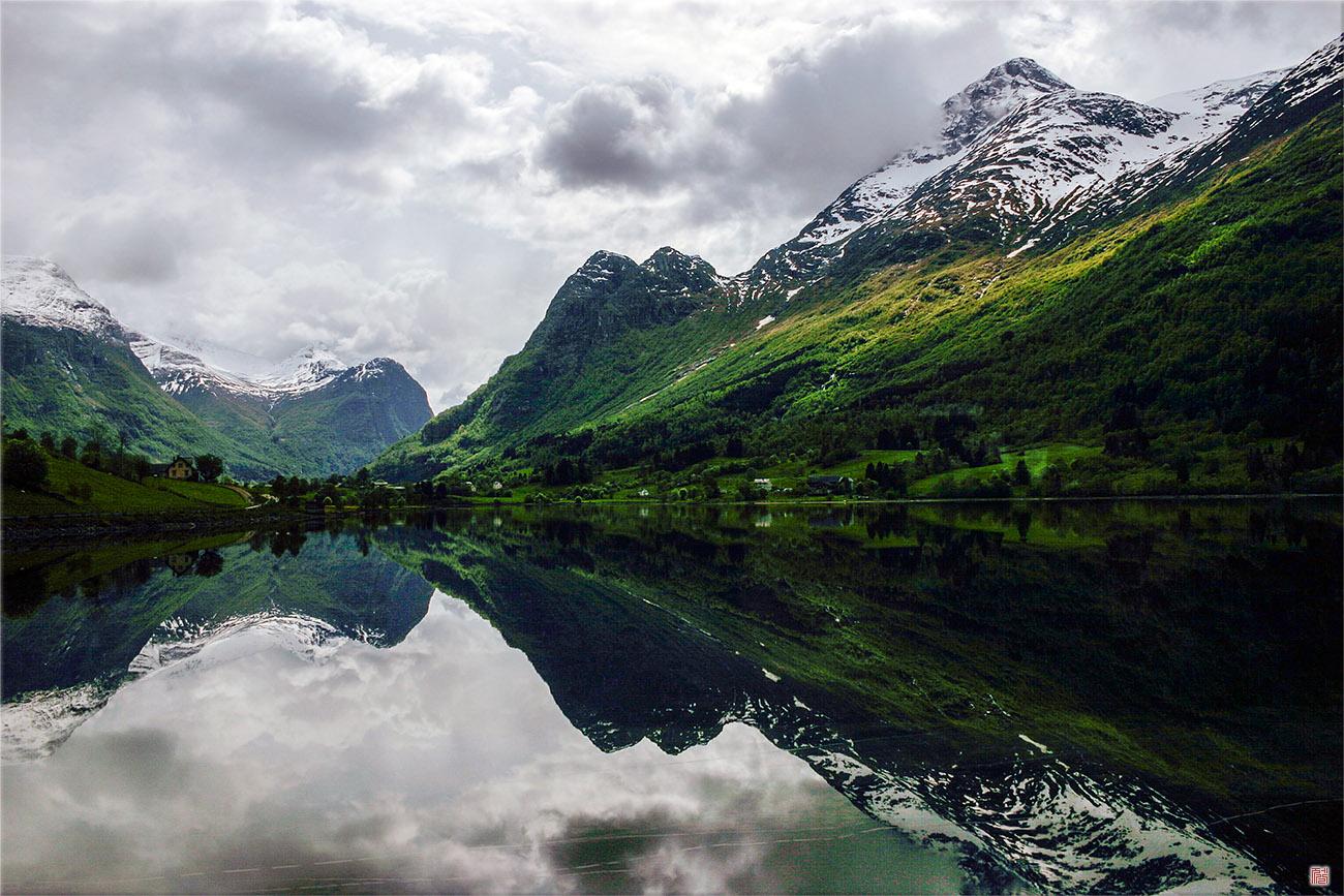 두 세상이라면...._Norway.