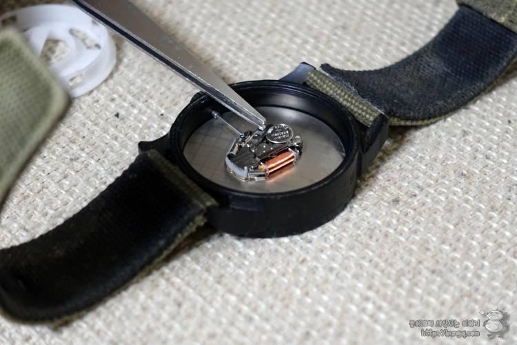 손목시계, 시계, 배터리, 교체, DIY, 방법, 공구, 배터리호환, 호환표