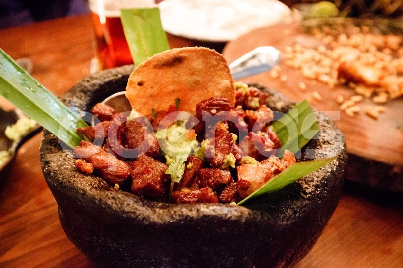 멕시코 음식 이미지