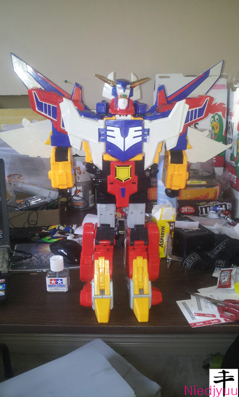 Great Ganbaruger Chinese Ver_done Repair