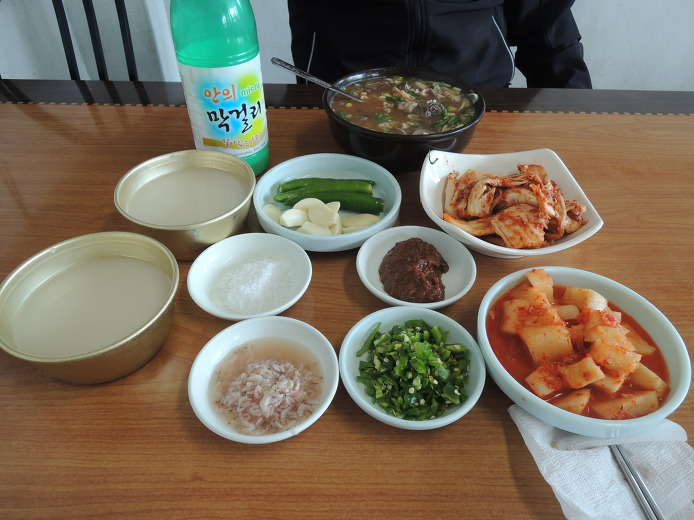 함양맛집 장터식당