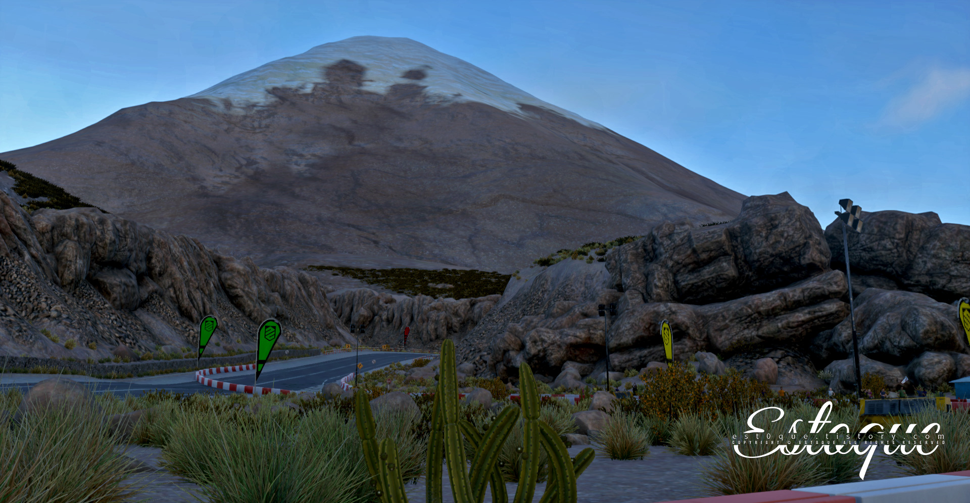 Driveclub andes