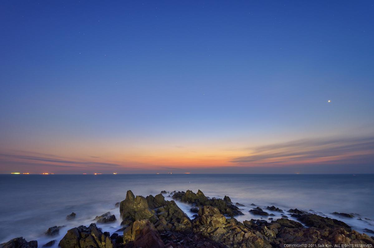 일출보다 아름다웠던 여명사진 10선