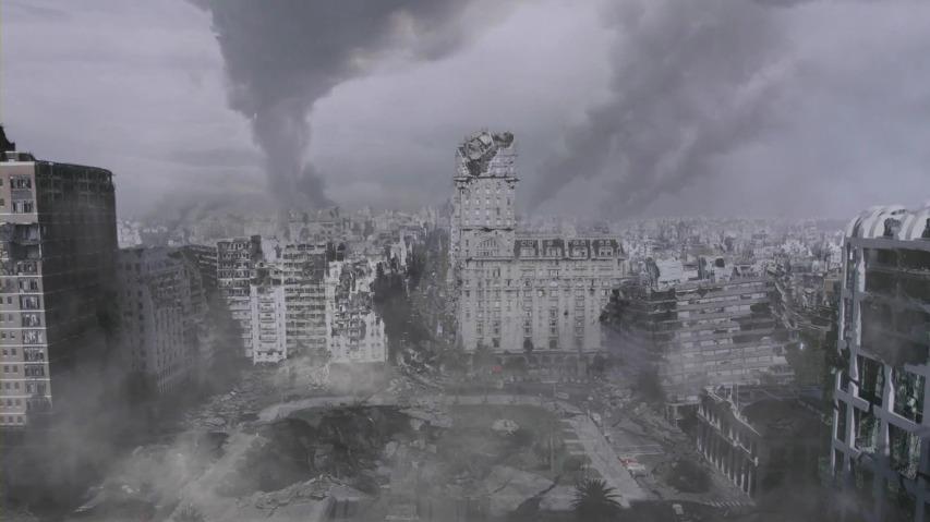 우루과이 공공건설교통부의 블록버스터급 공익광고 - '지진/쓰나미/화산'편 시리즈 [한글자막]