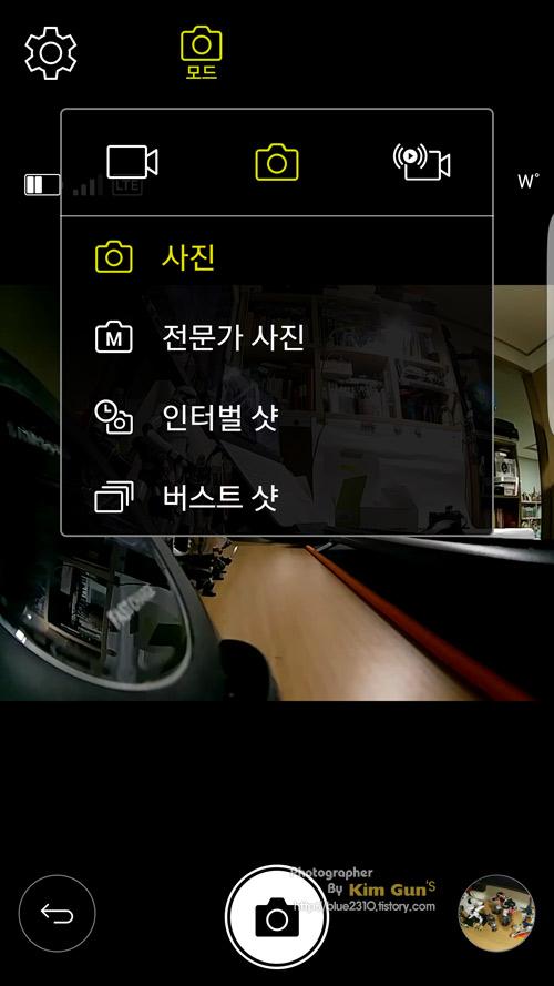LG 액션캠 LTE