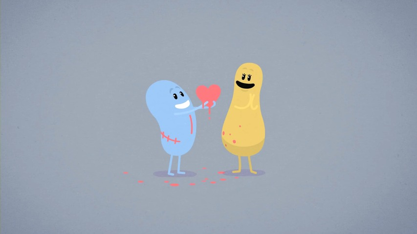 Dumb Ways to Die의 발렌타인데이(Valentine's Day) 특별영상 - Dumb Ways to Valentine.
