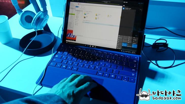 마이크로소프트 서피스 프로4 런칭 행사