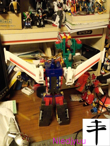 Deluxe Great Mightgaine Perfect Cannon Mode-back