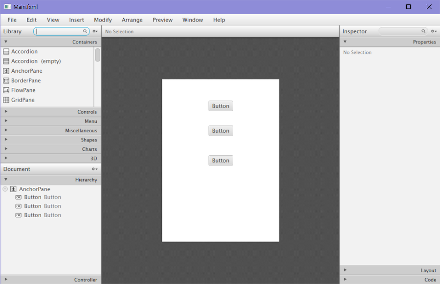 JavaFx 05  Scene Builder 설치 및 사용하기 :: aristataIT
