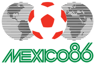 1986 Mexico World Cup logo