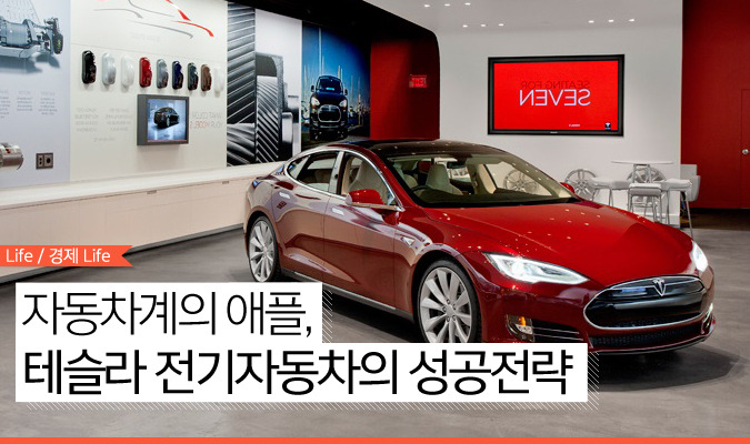 한화생명, 라이프앤톡, 애플, 엘론 머스크, 전기자동차, 테슬라, 테슬라자동차, 김동환, 혁신, 성공전략, 테슬라스토어, Tesla Motors, 마케팅전략, 태양광시스템, 슈퍼차지 네트워크, 모델S, 전기자동차 충전,